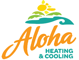 Aloha Heating & Cooling - Logo